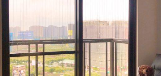 新北市半面隱形鐵窗實績