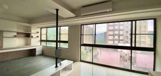 隱形鐵窗+防霾紗網